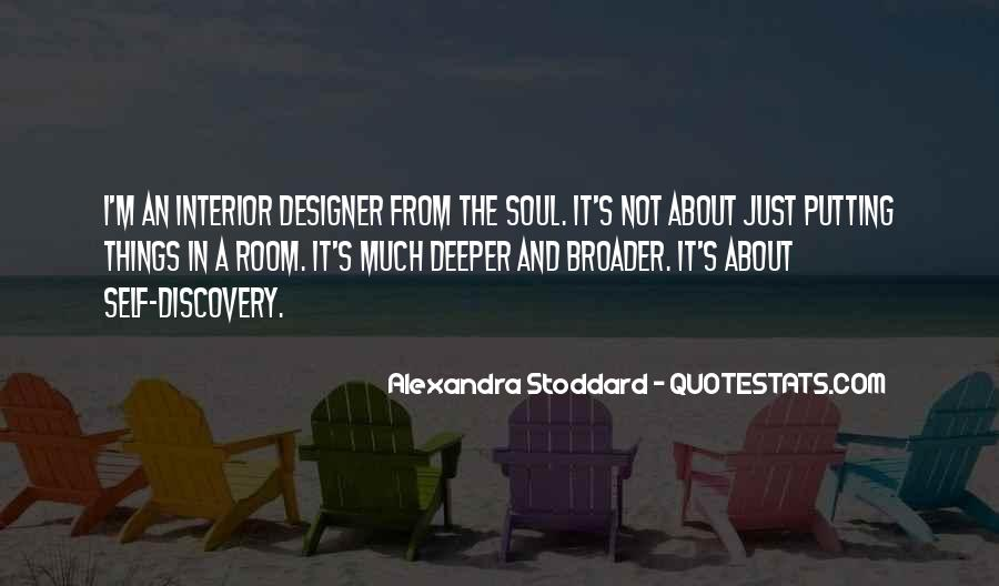 Quotes About Broader #95067