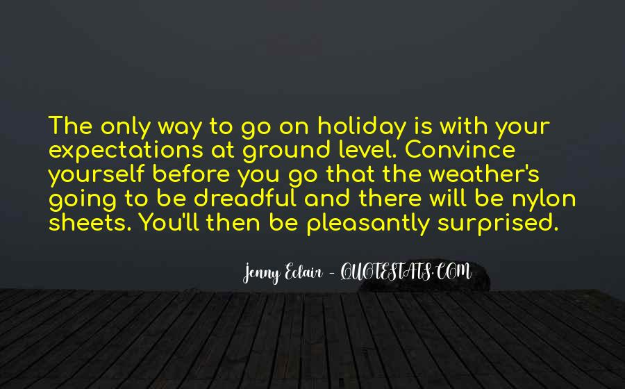 Off On Holiday Quotes #42269