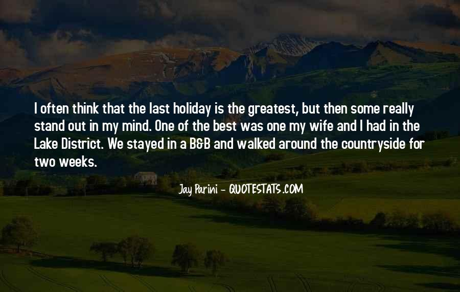 Off On Holiday Quotes #59378