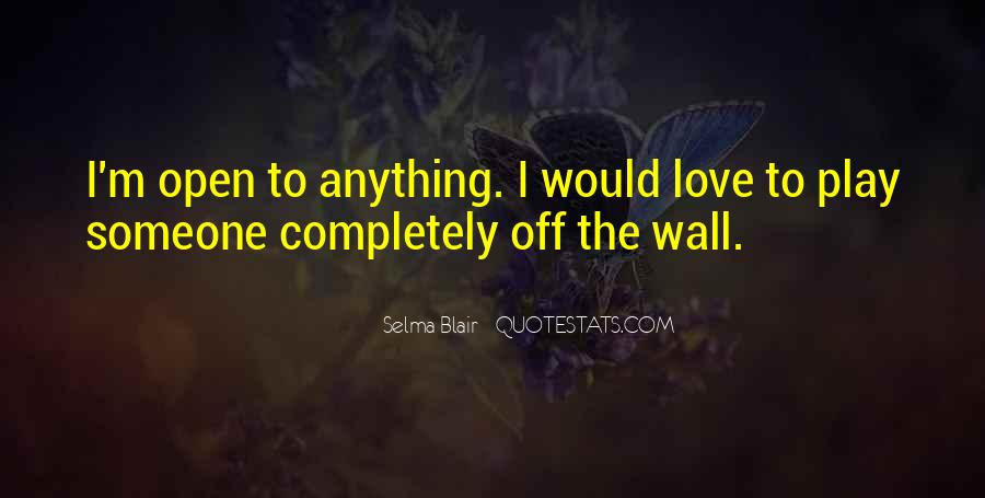 Off The Wall Quotes #301824