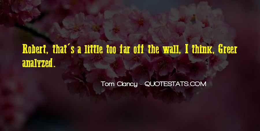 Off The Wall Quotes #342728