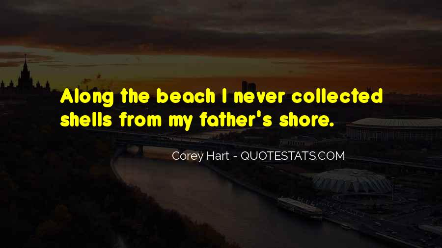 Off To The Beach Quotes #12069