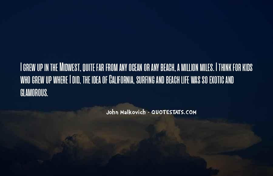 Off To The Beach Quotes #13888
