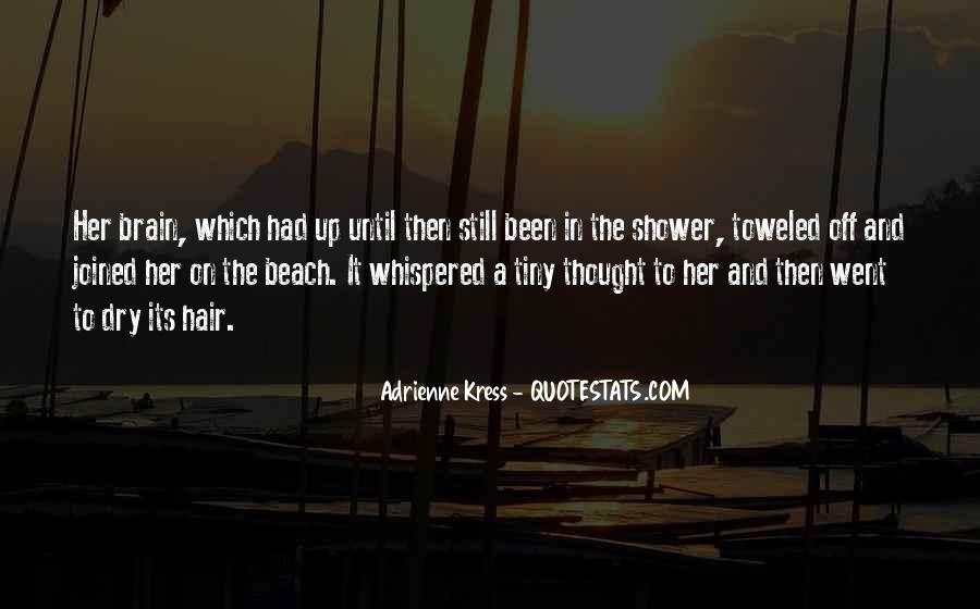 Off To The Beach Quotes #1676336