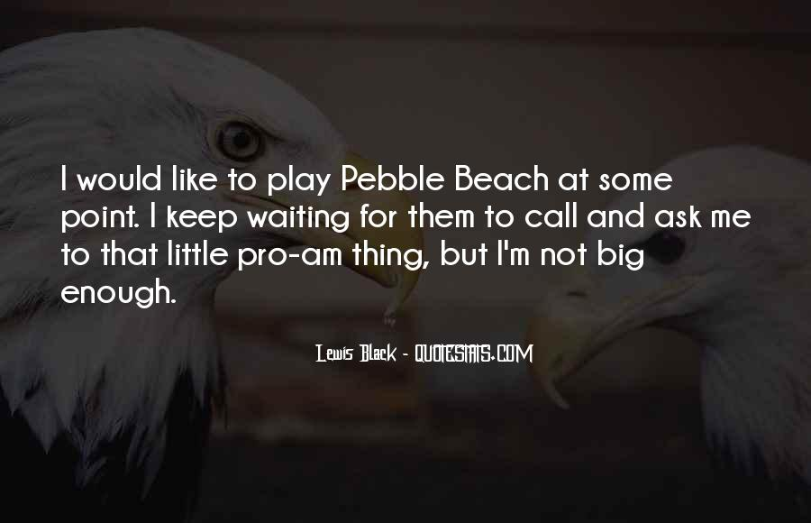 Off To The Beach Quotes #18070