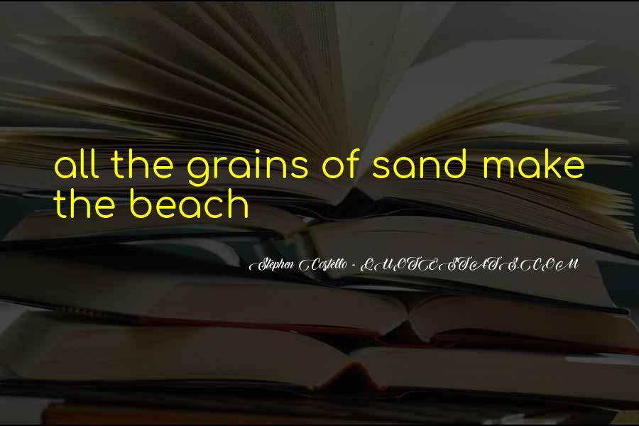 Off To The Beach Quotes #46395