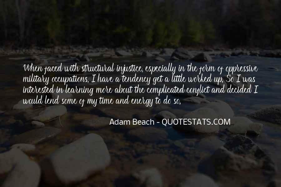 Off To The Beach Quotes #50864