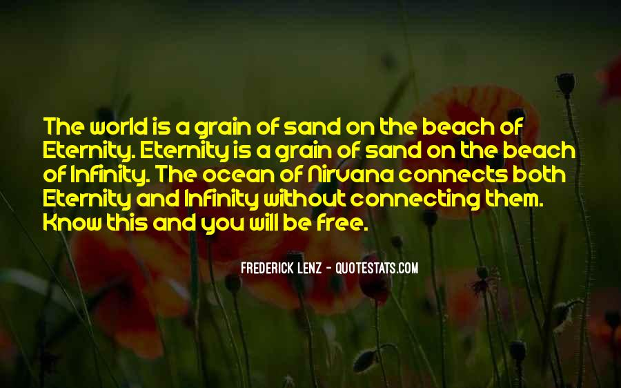 Off To The Beach Quotes #77857
