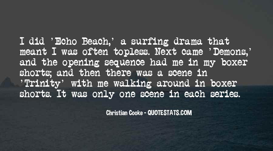 Off To The Beach Quotes #78030