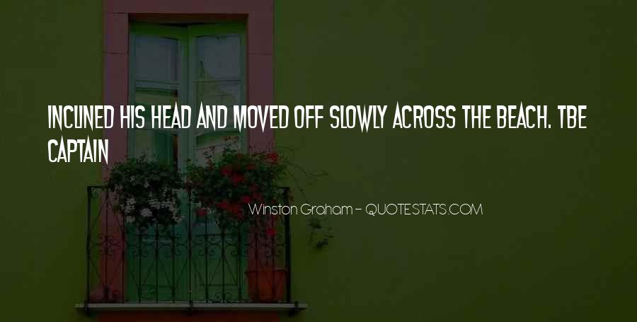 Off To The Beach Quotes #83418