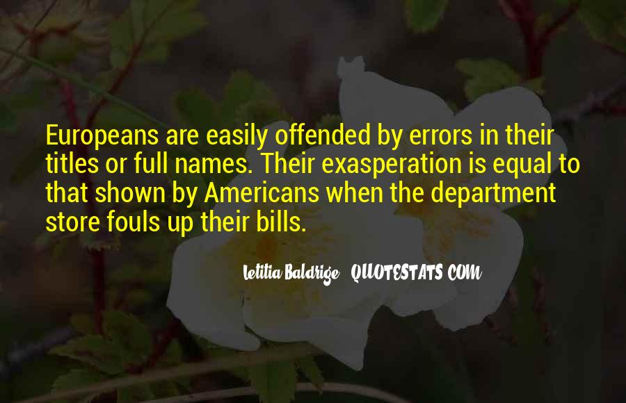 Offended Someone Quotes #146113