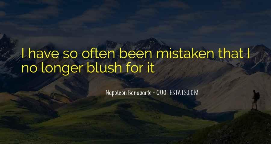 Often Mistaken Quotes #1141590