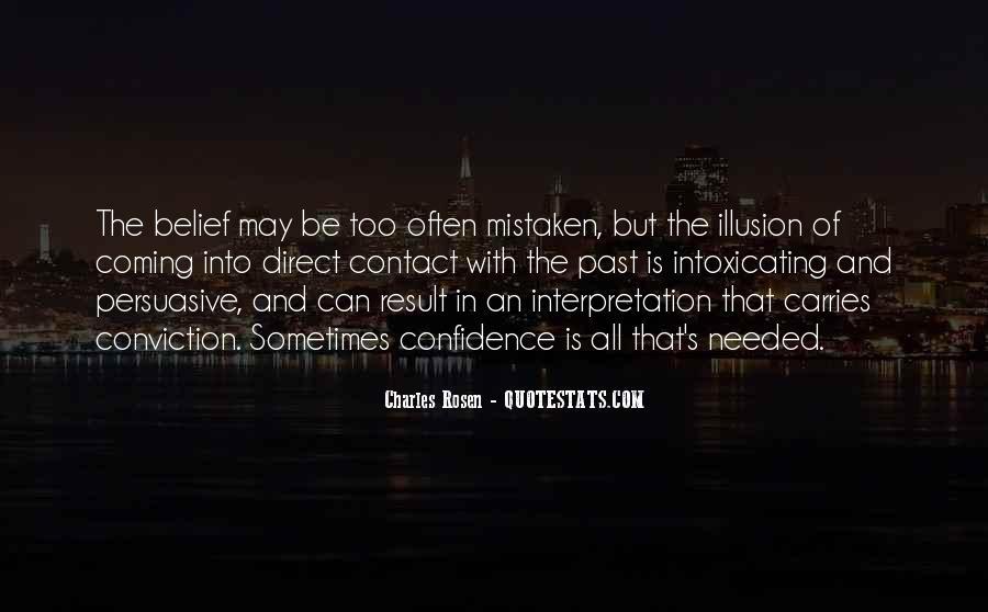 Often Mistaken Quotes #1206031