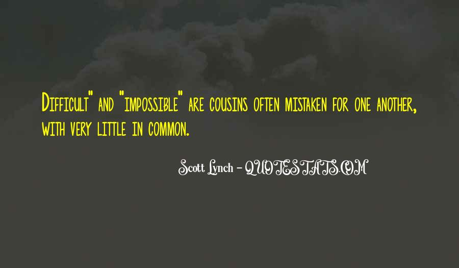 Often Mistaken Quotes #1219818