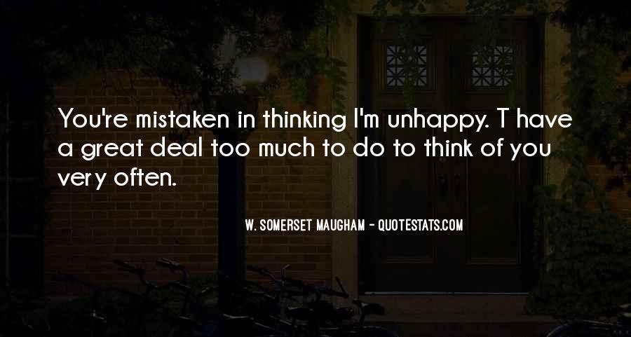Often Mistaken Quotes #1224695