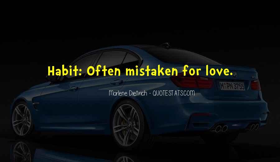 Often Mistaken Quotes #1287058