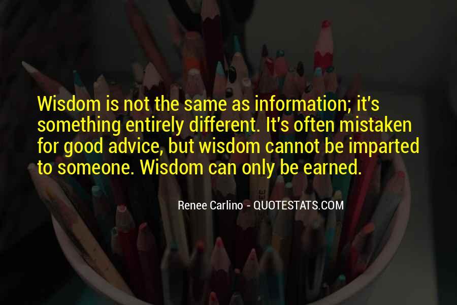 Often Mistaken Quotes #1523142
