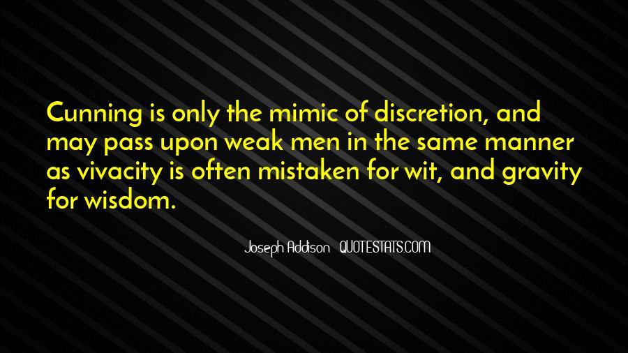 Often Mistaken Quotes #1536086