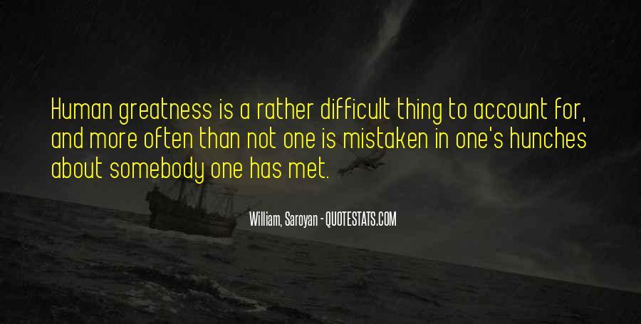 Often Mistaken Quotes #1585788