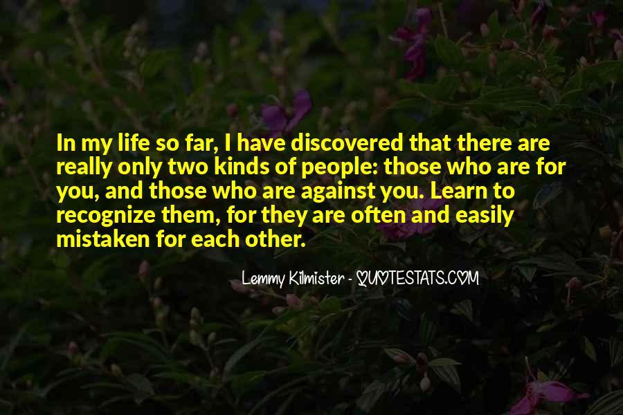 Often Mistaken Quotes #1593528