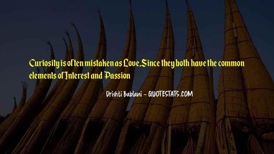 Often Mistaken Quotes #159766