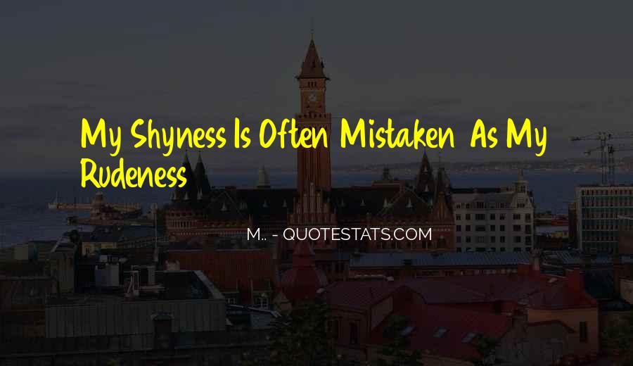 Often Mistaken Quotes #1678552