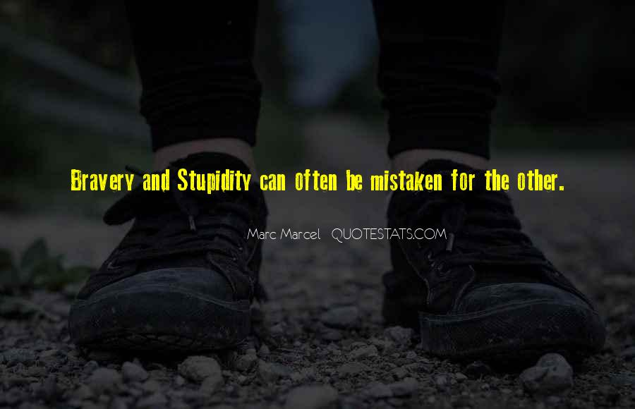 Often Mistaken Quotes #1748584