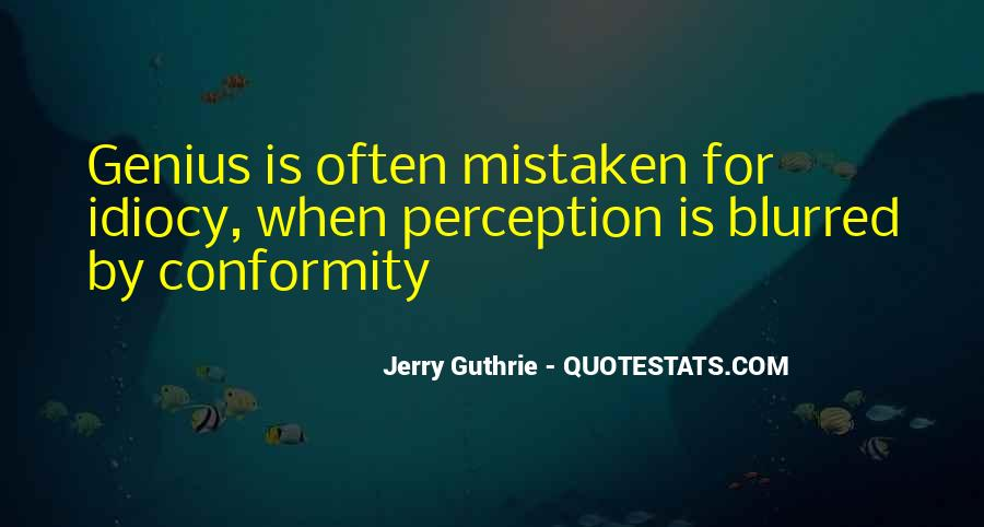 Often Mistaken Quotes #1765850