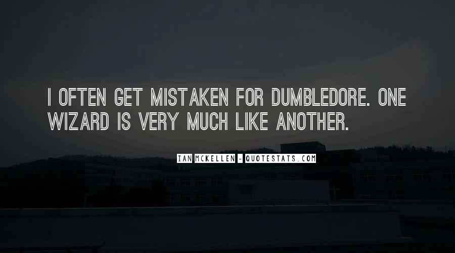 Often Mistaken Quotes #1776059