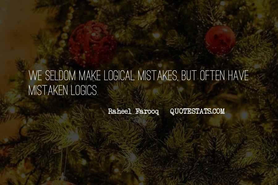 Often Mistaken Quotes #1801939