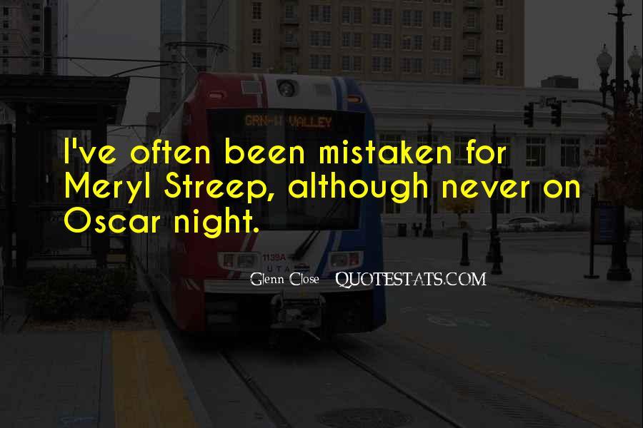 Often Mistaken Quotes #1847048