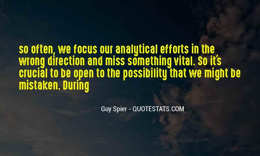 Often Mistaken Quotes #325108