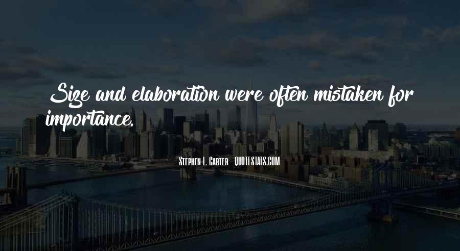 Often Mistaken Quotes #637143