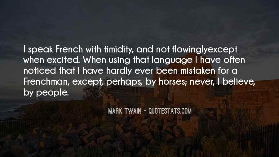 Often Mistaken Quotes #949075