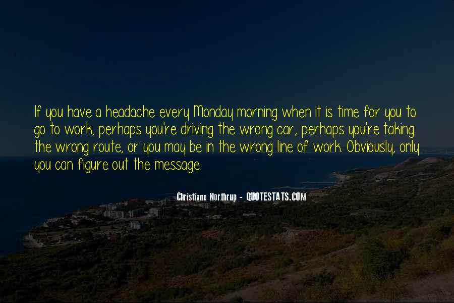 Oh No It's Monday Quotes #41694