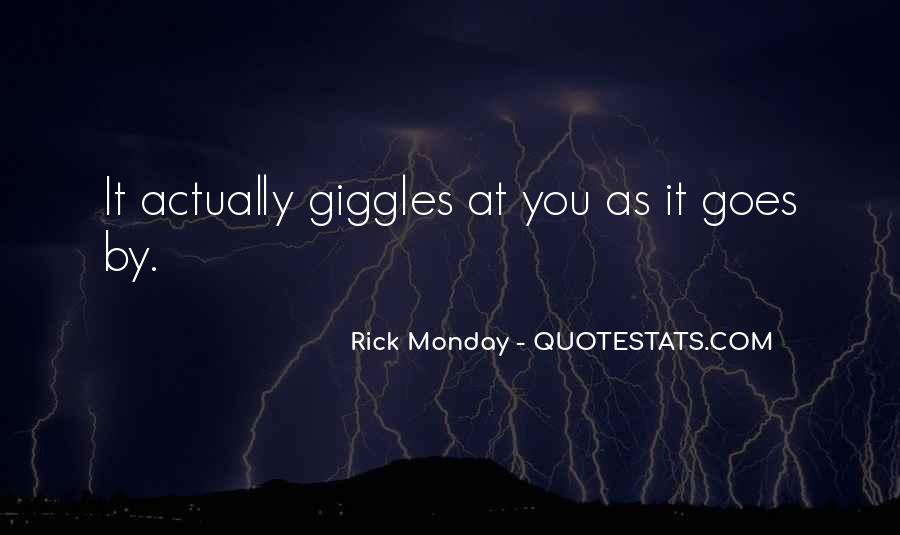 Oh No It's Monday Quotes #46207
