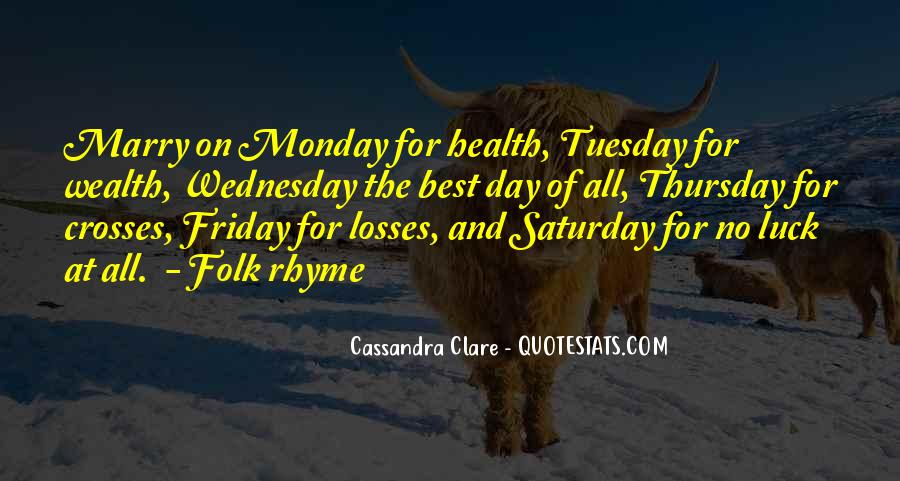 Oh No It's Monday Quotes #75134