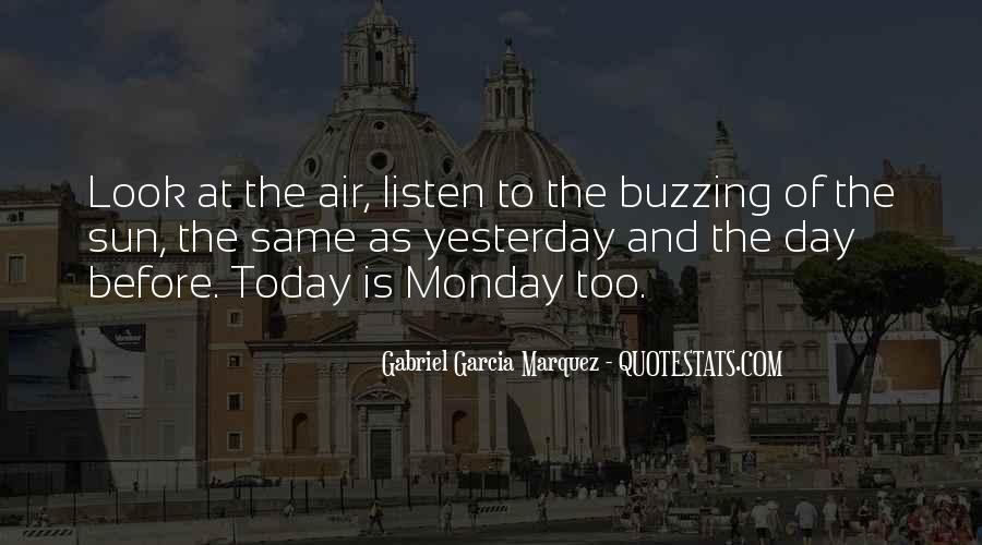 Oh No It's Monday Quotes #86445