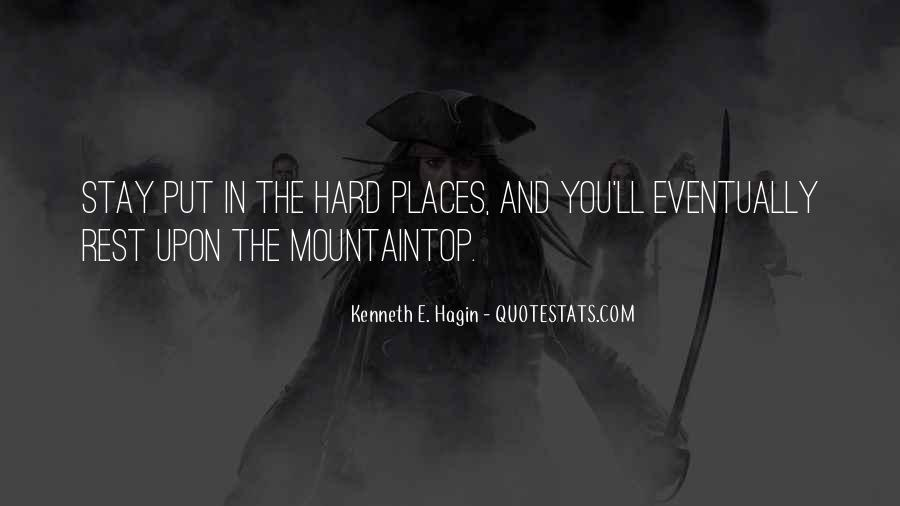 Oh The Places You'll Go Quotes #403823