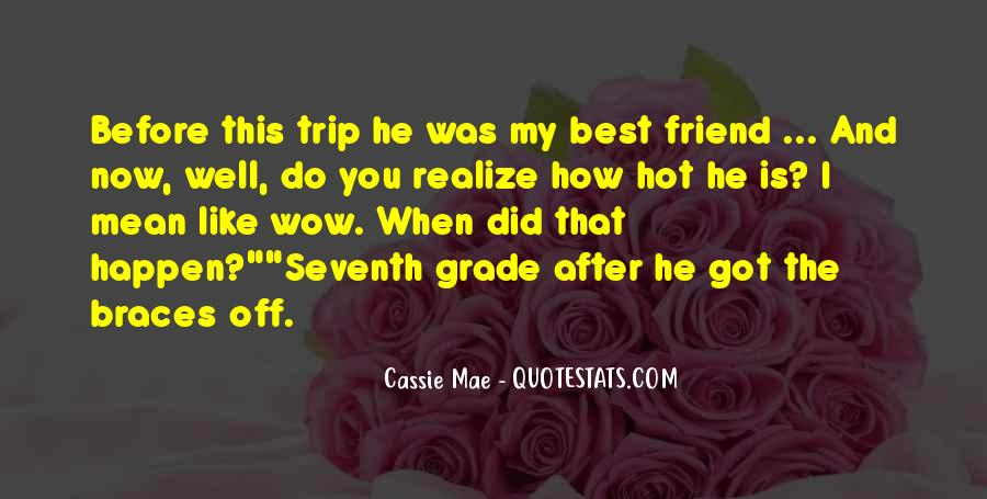Oh Wow Cassie Quotes #1360471