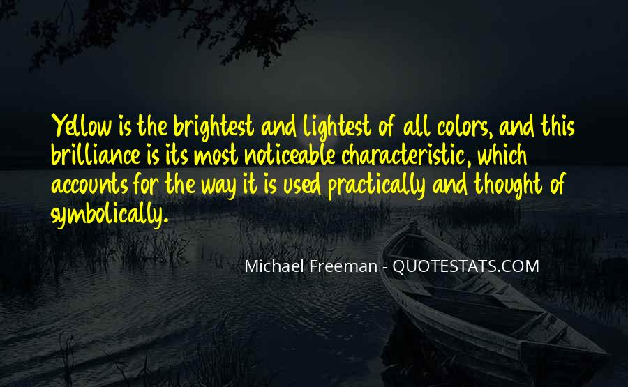 Quotes About Brightest #146441