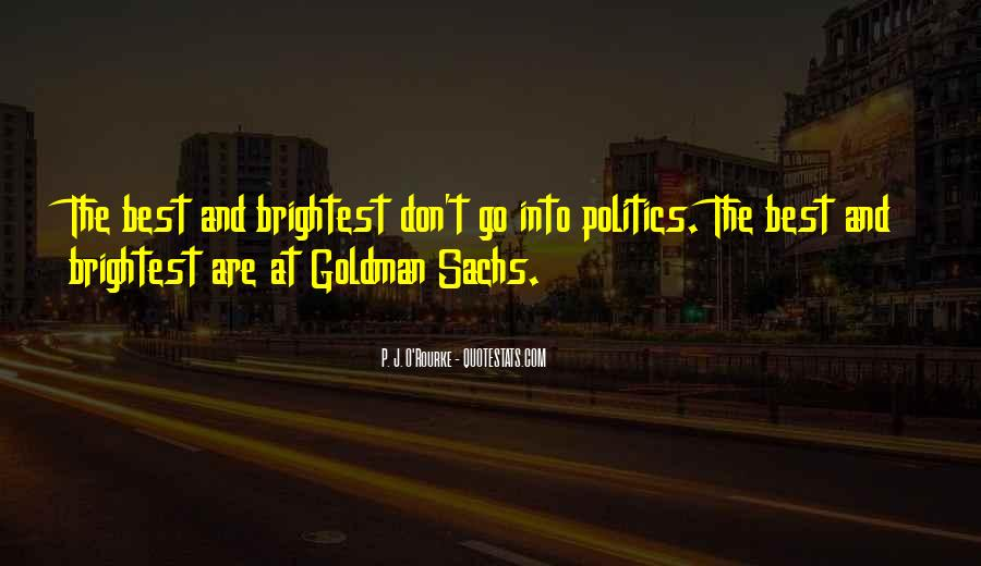 Quotes About Brightest #175665