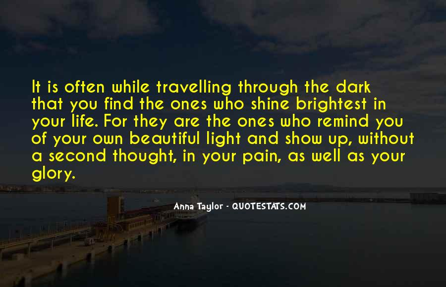 Quotes About Brightest #204165