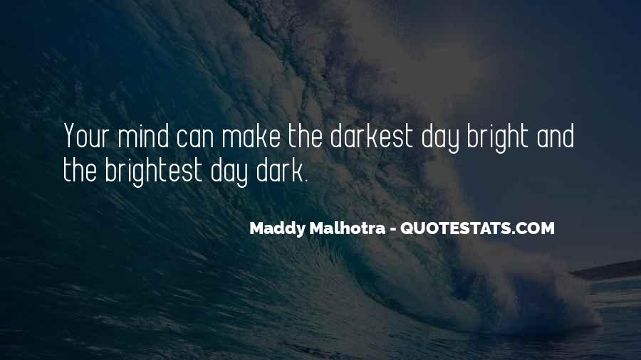 Quotes About Brightest #364224