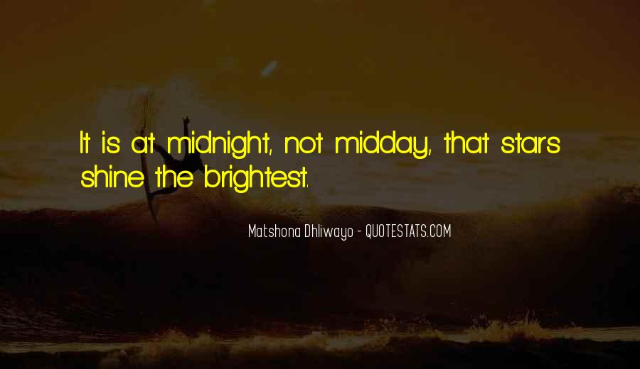 Quotes About Brightest #77421