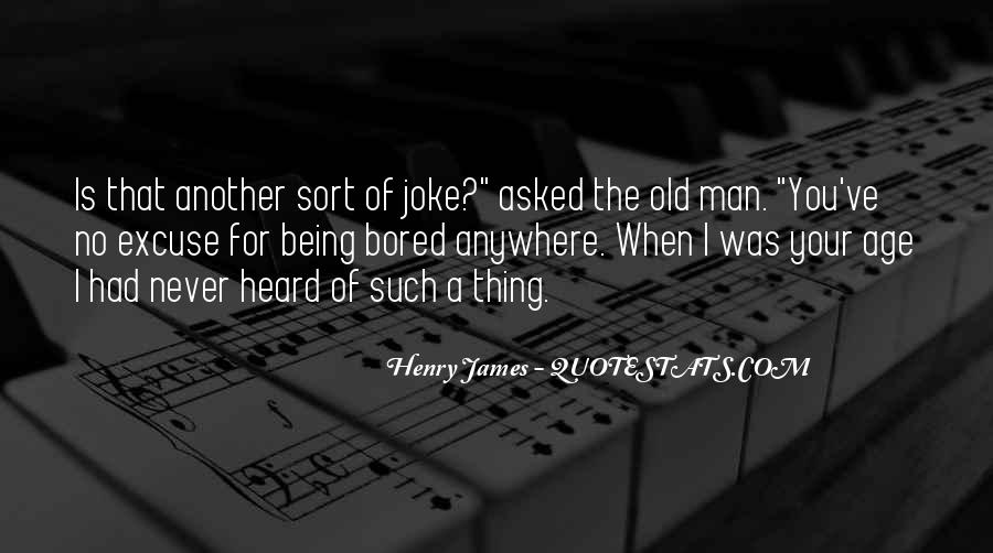 Old Age Joke Quotes #1026117