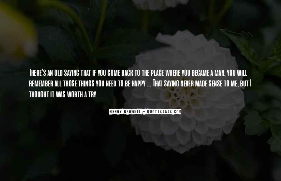 Old But Happy Quotes #721393