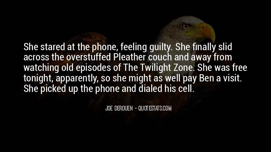 Old Cell Phone Quotes #877176