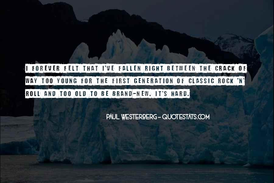 Top 13 Old Classic Rock Quotes: Famous Quotes & Sayings ...
