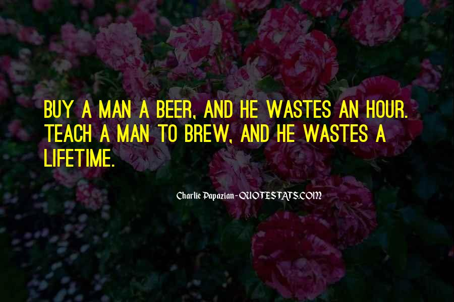 Quotes About Brew #1078486